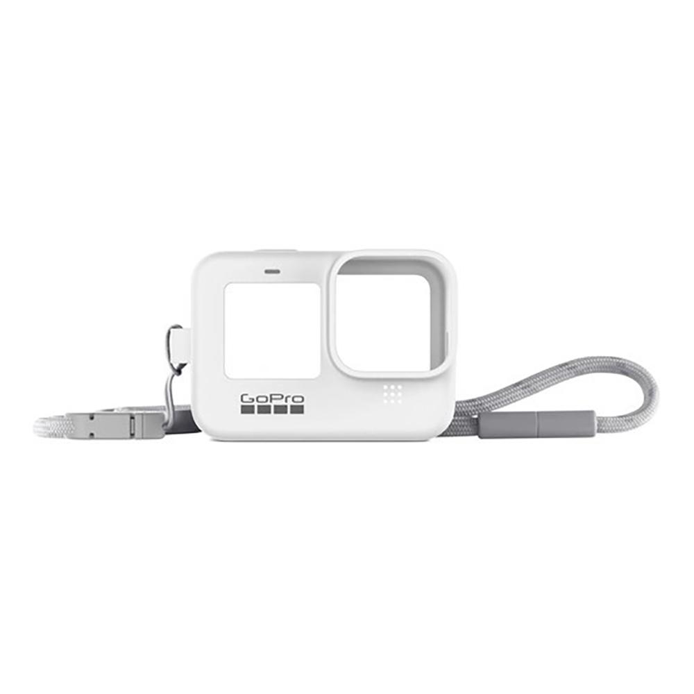 GoPro(ゴープロ) HERO9 Black スリーブランヤード ホワイト ADSST-002