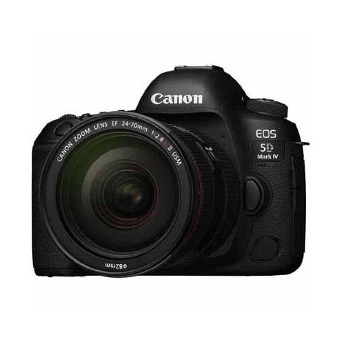 Canon(キヤノン) EOS 5D Mark IV・EF24-70 F2.8L II USMレンズキット