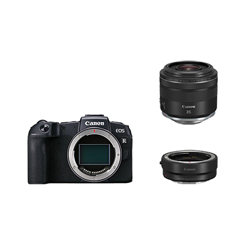 Canon(キヤノン) EOS RP・RF35 MACRO IS STMマウントアダプターキット EOSRP-35MISMADK