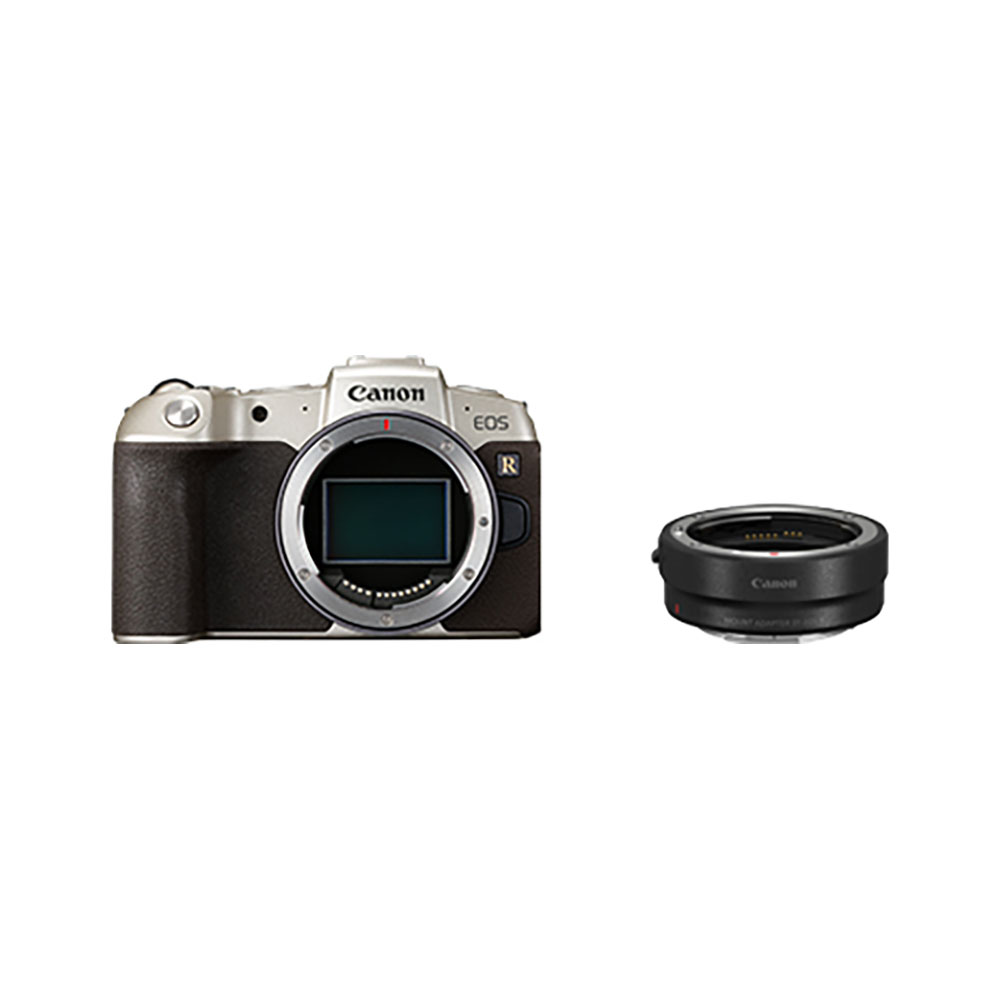 Canon(キヤノン)EOS RP(ゴールド)マウントアダプターSPキット EOSRPGL-BODYMADK