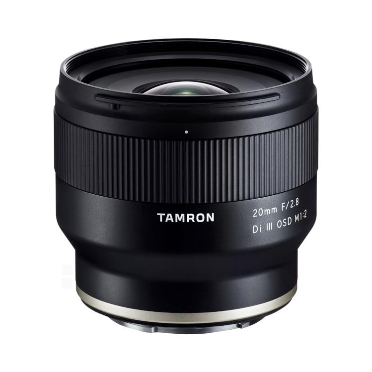 TAMRON(タムロン) 20mm F/2.8 Di III OSD M1:2 ソニーE用/F050SF