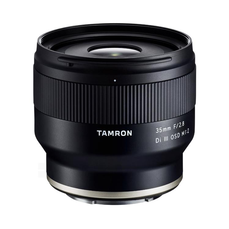 TAMRON(タムロン) 35mm F/2.8 Di III OSD M1:2 ソニーE用/F053SF