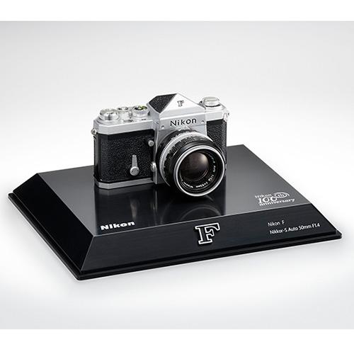 Nikon(ニコン) Nikon 100周年記念 ミニチュアカメラ ニコンF