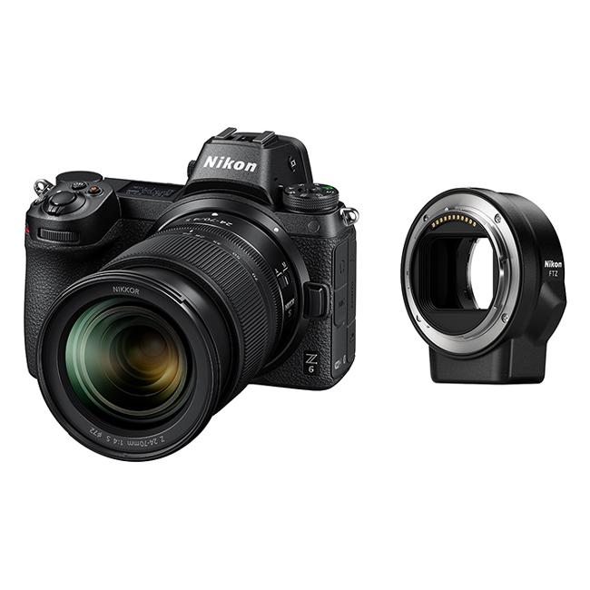 Nikon(ニコン) Z 6 24-70+FTZマウントアダプターキット