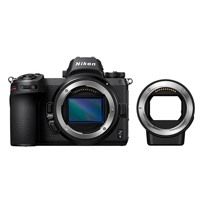 Nikon(ニコン) Z 6 FTZマウントアダプターキット