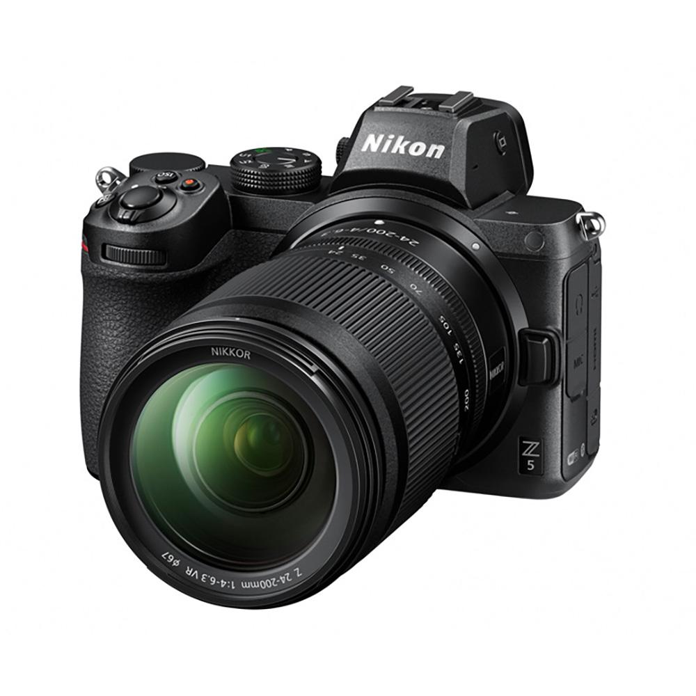 Nikon(ニコン) Z5 フルサイズミラーレスカメラ 24-200レンズキット