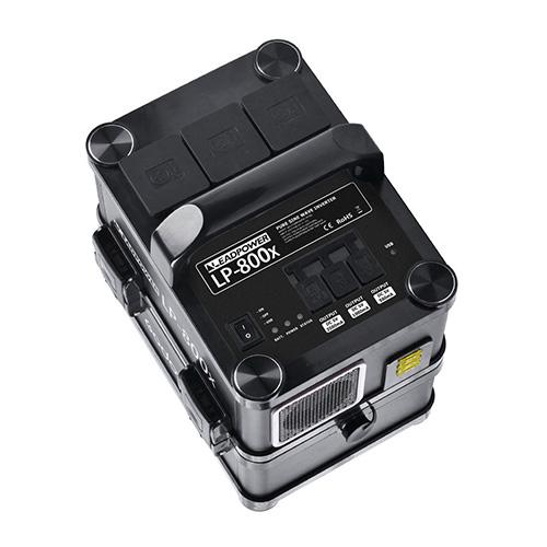 GODOX(ゴドックス) LP-800X インバーター ポータブル ACパワーパック