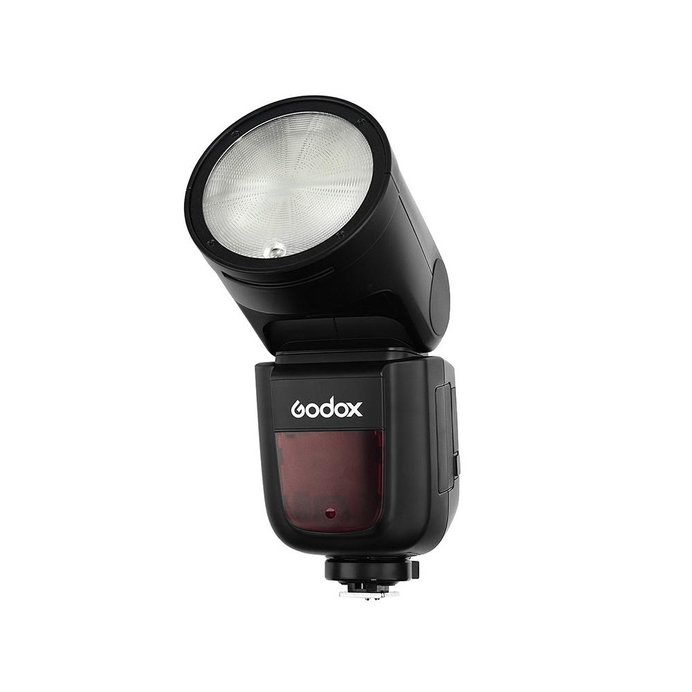 GODOX(ゴドックス) TTL対応バッテリー内蔵型ラウンドフラッシュ V1Cキヤノン用