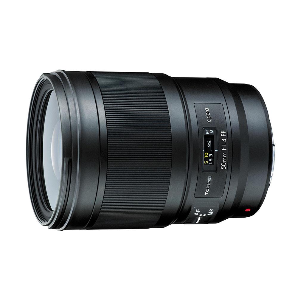 Tokina(トキナー) Opera 50mm F1.4 FF(キヤノン用)