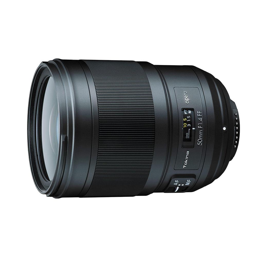 Tokina(トキナー) Opera 50mm F1.4 FF(ニコン用)