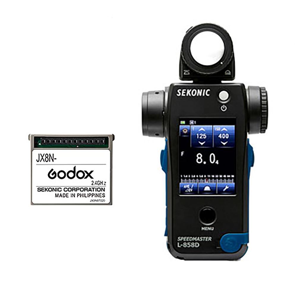 SEKONIC(セコニック) L-858Dトランスミッター バンドルキット RT-GX
