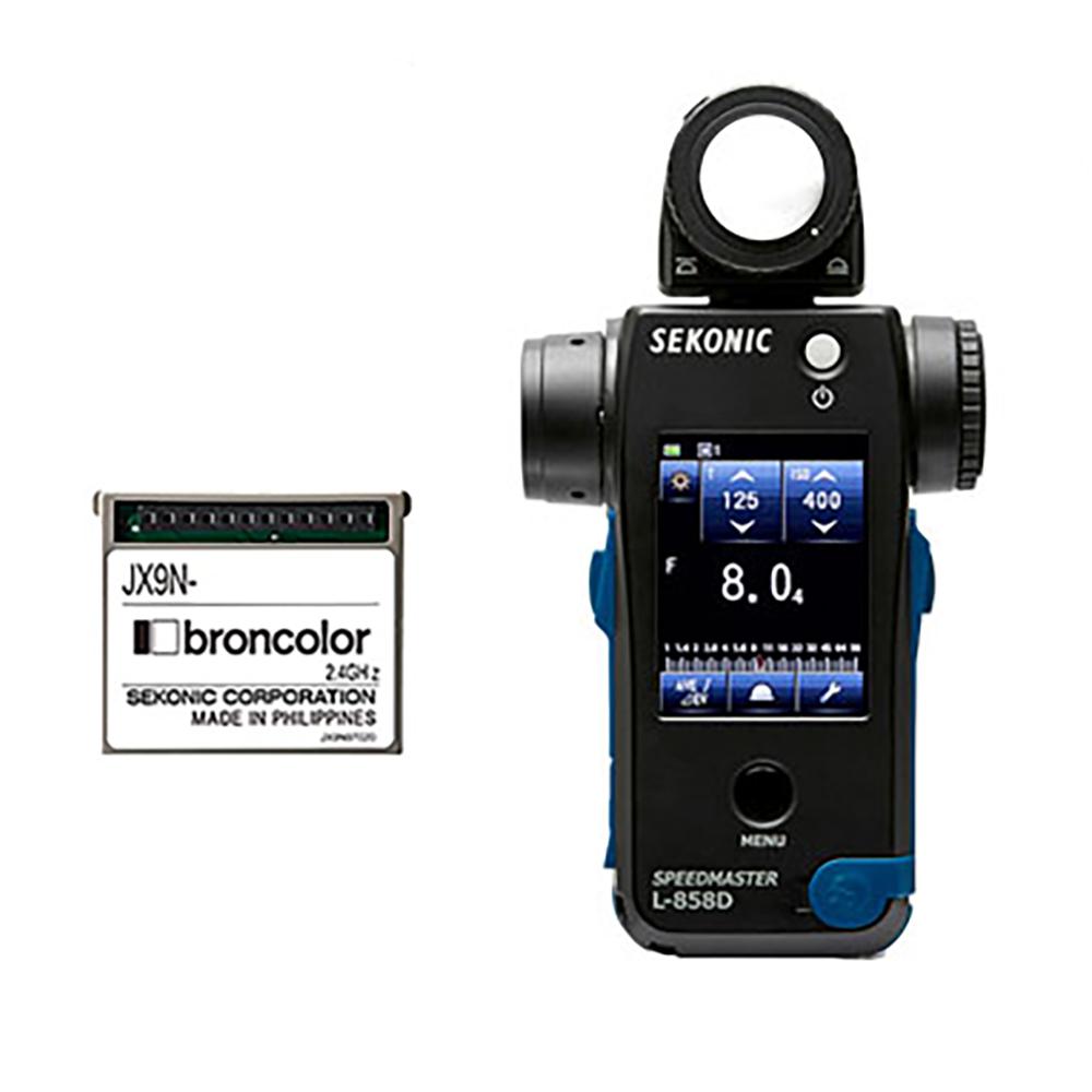 SEKONIC(セコニック) L-858Dトランスミッター バンドルキット RT-BR