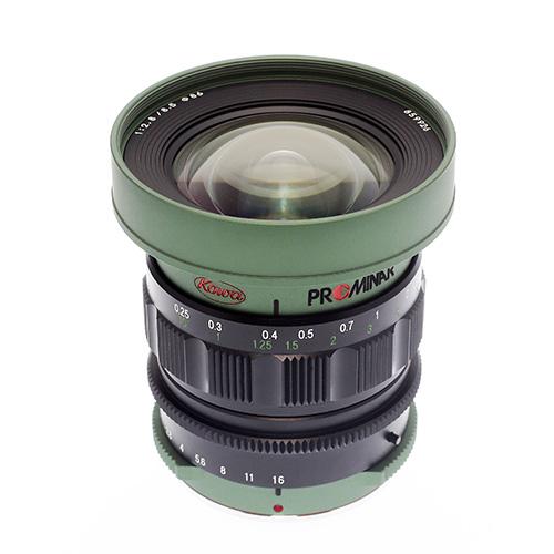 Kowa(コーワ) PROMINAR 8.5mm F2.8 グリーン