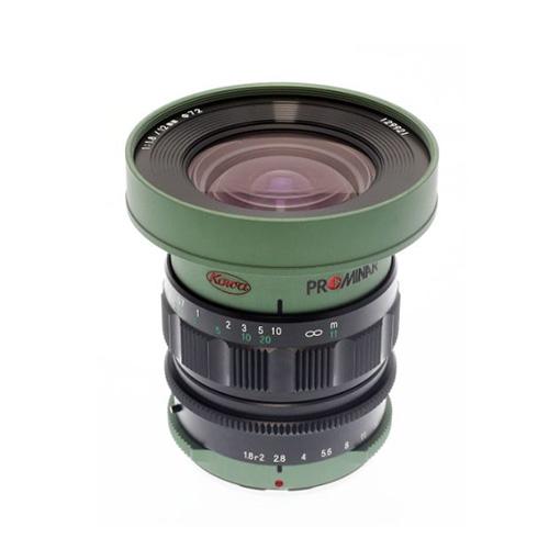 Kowa(コーワ)PROMINAR 12mm F1.8 グリーン
