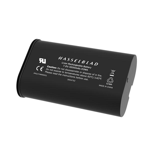 HASSELBLAD(ハッセルブラッド) リチャージブルバッテリー 3200 mAh (Xシステム用)