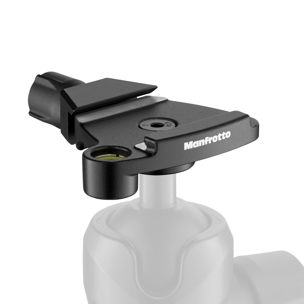 Manfrotto(マンフロット) トップロック型 befree用 クイックリリースアダプター MSQ6T