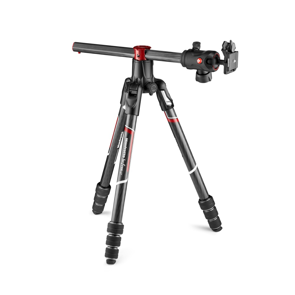 Manfrotto(マンフロット) befree GT XPRO カーボンT 三脚キット MKBFRC4GTXP-BH