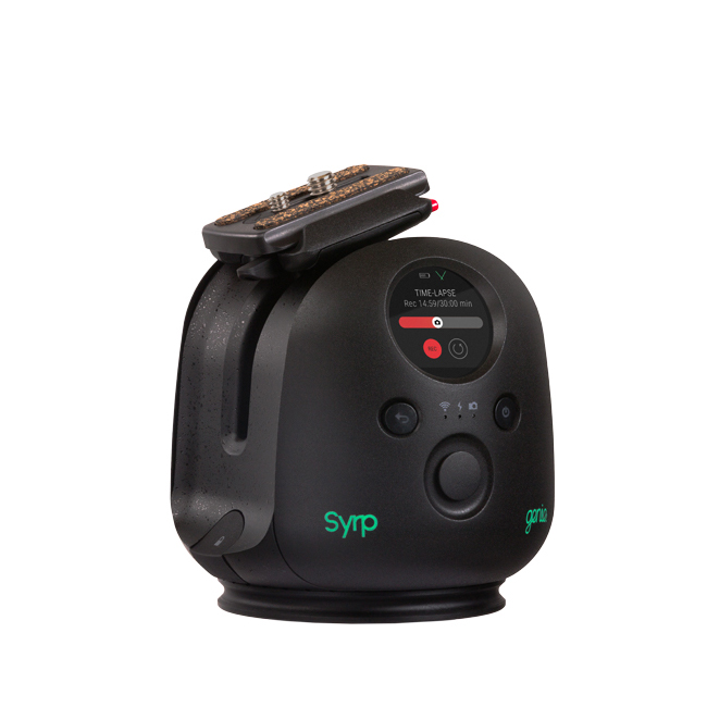 Syrp(シロップ) ジーニーII パンティルト(Genie II Pan Tilt)