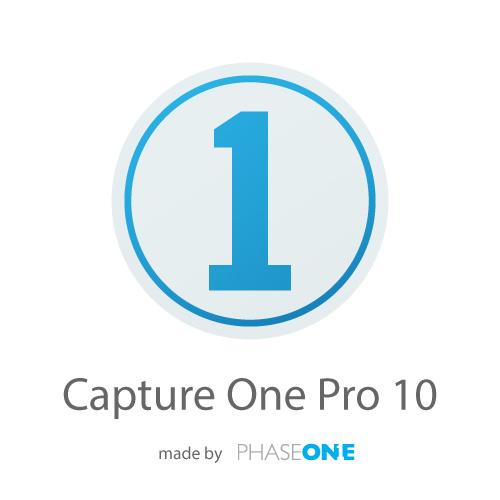 Capture One Pro 10 (Upgrade from Capture One Pro9 / Pro8) - アップグレード・製品キーのみ