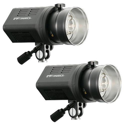 COMET(コメット) CT-200jr アンブレラ2灯セット