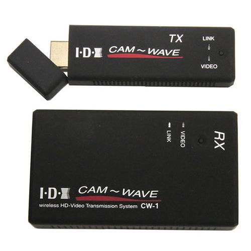 IDX(アイ・ディー・エクス) CW-1ワイヤレスビデオ伝送システム
