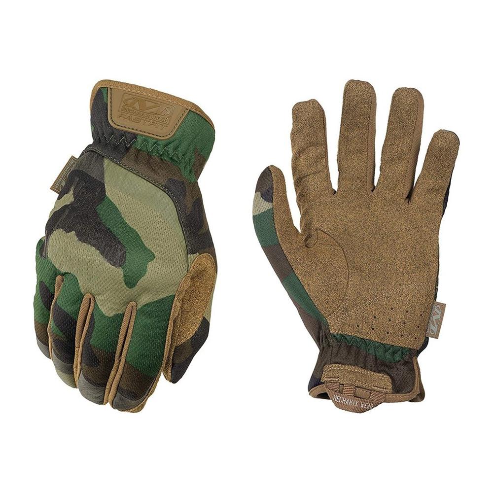Mechanix Wear(メカニックスウェア) Tactical Fast Fit Woodland camo/M FFTAB-77-009