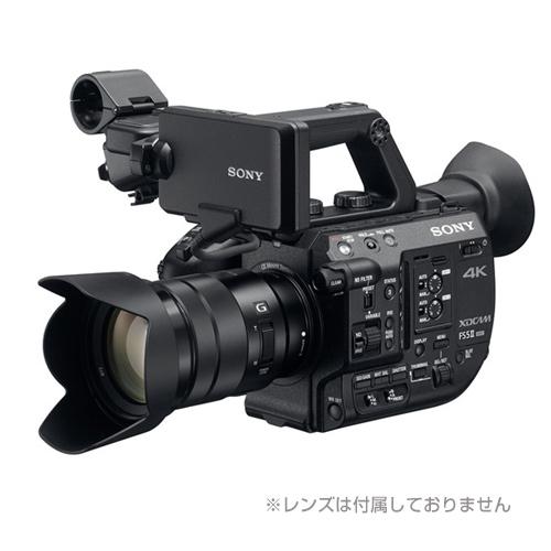 SONY(ソニー) PXW-FS5M2(レンズ付属なしモデル)