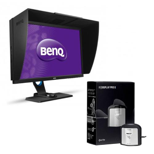 BenQ(ベンキュー) SW2700PT+ i1 Display Pro キット 【1月31日までの限定販売】