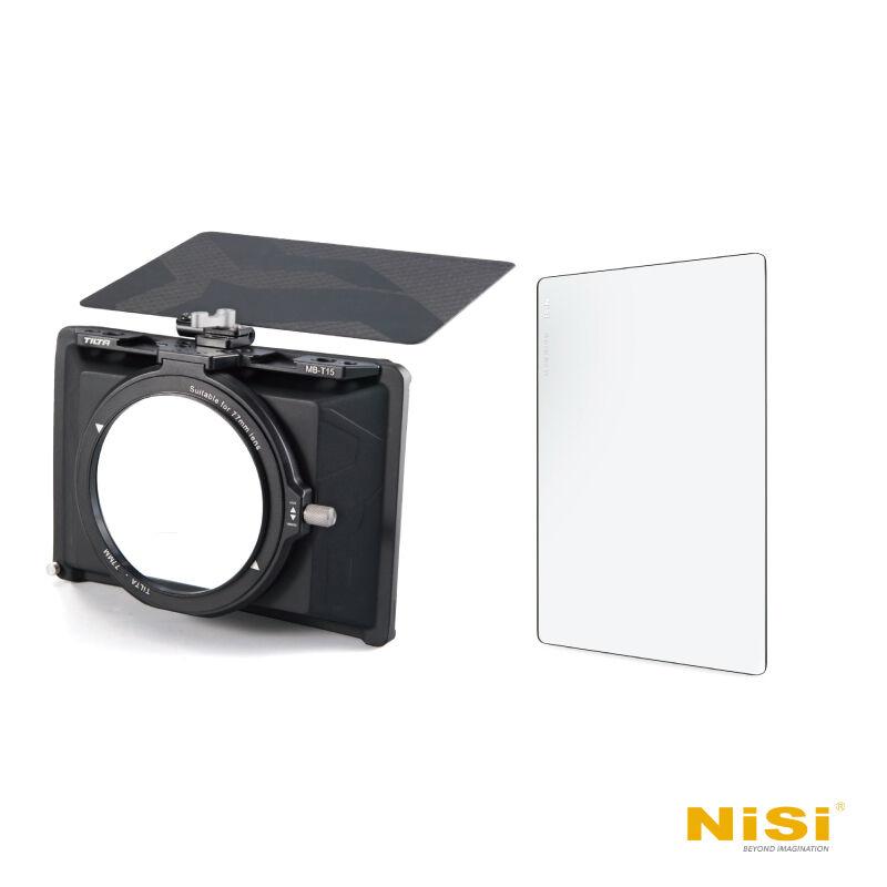 TILTA(ティルタ) TILTA MB-T15 & NiSi Allure Mist Black 4x5.65 1/4
