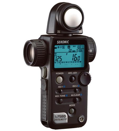 SEKONIC(セコニック) デジタルマスター L-758D